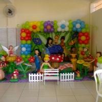 Festas Infantis com vários temas